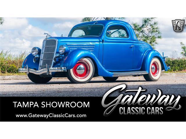 1935 Ford 3-Window Coupe (CC-1448098) for sale in O'Fallon, Illinois
