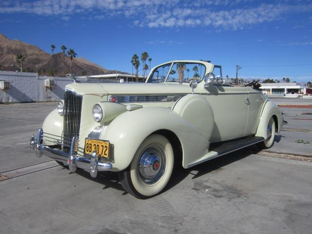 1940 Packard Super Eight (CC-1440081) for sale in Palm Springs, California
