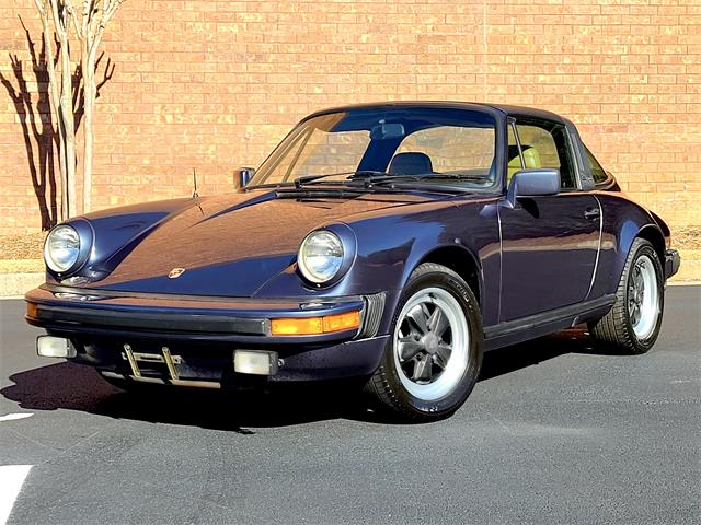 1981 Porsche 911 (CC-1448121) for sale in Flowery Branch, Georgia