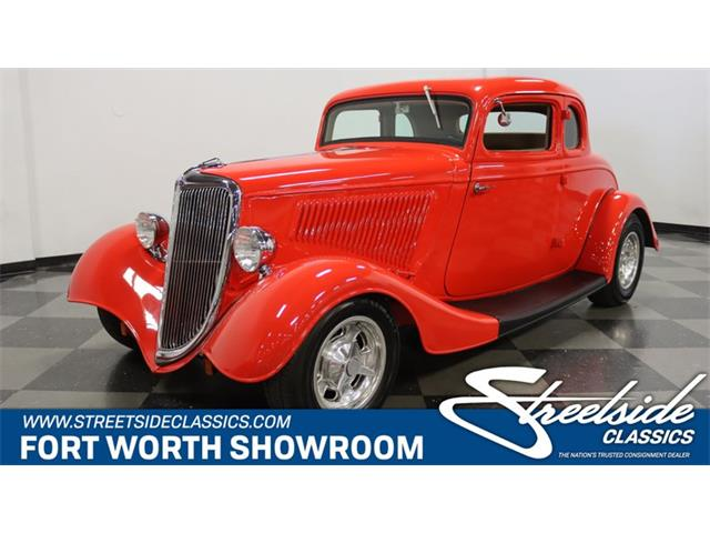 1934 Ford 5-Window Coupe (CC-1448126) for sale in Ft Worth, Texas