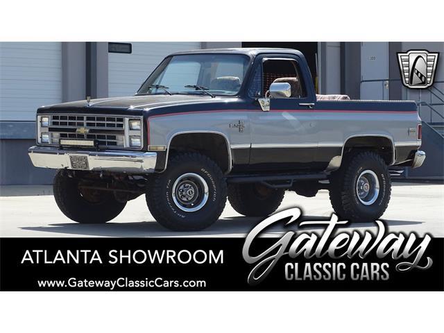 1985 Chevrolet K5 Blazer (CC-1448128) for sale in O'Fallon, Illinois