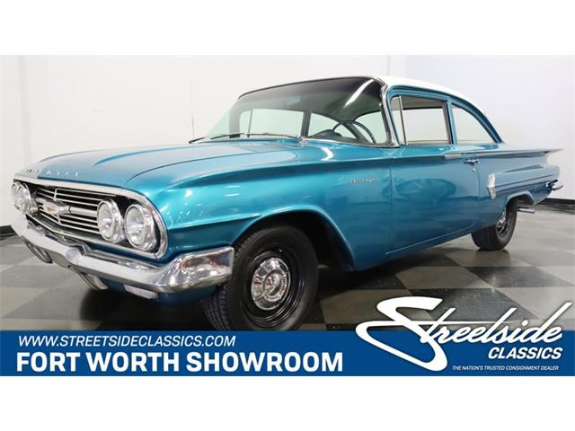 1960 Chevrolet Biscayne (CC-1448134) for sale in Ft Worth, Texas