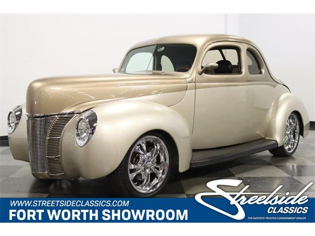 1940 Ford Deluxe (CC-1448135) for sale in Ft Worth, Texas