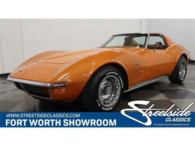 1972 Chevrolet Corvette (CC-1448142) for sale in Ft Worth, Texas