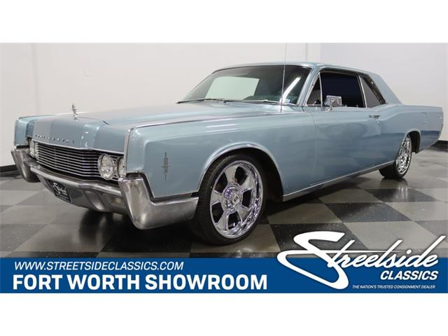 1966 Lincoln Continental (CC-1448145) for sale in Ft Worth, Texas