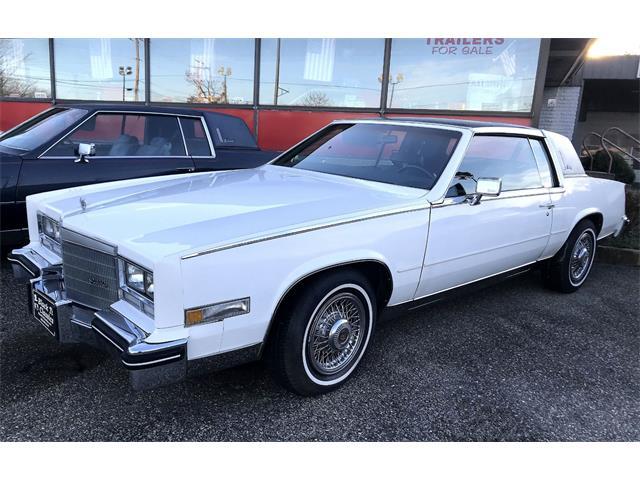 1985 Cadillac Eldorado Biarritz (CC-1448150) for sale in Stratford, New Jersey