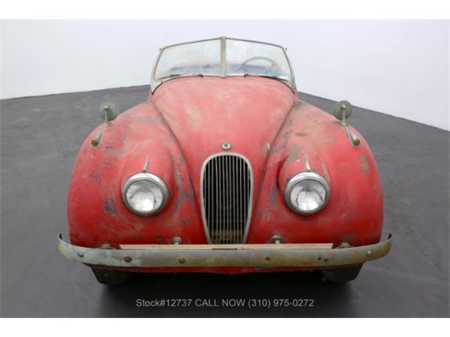 1950 Jaguar XK120 (CC-1448157) for sale in Beverly Hills, California