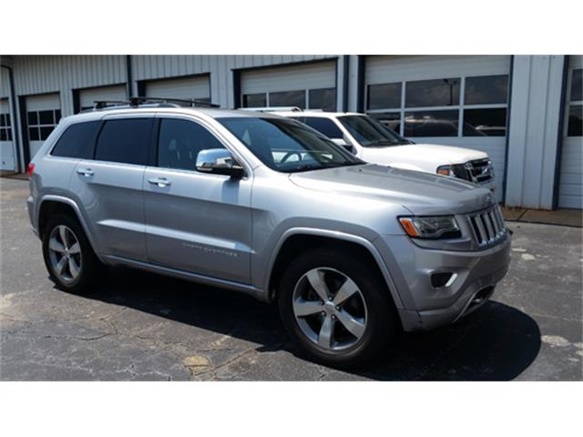 2014 Jeep Grand Cherokee (CC-1440816) for sale in Simpsonville, South Carolina