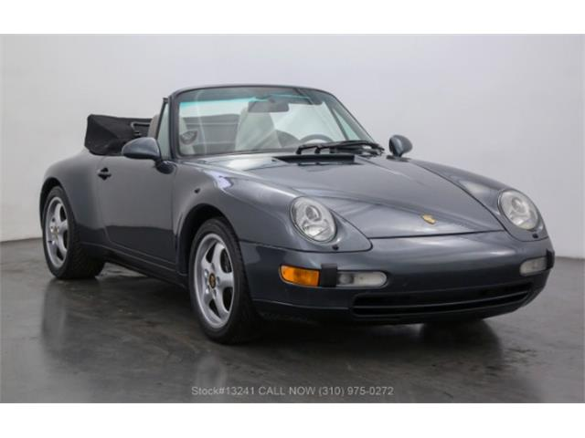 1995 Porsche 993 (CC-1448161) for sale in Beverly Hills, California
