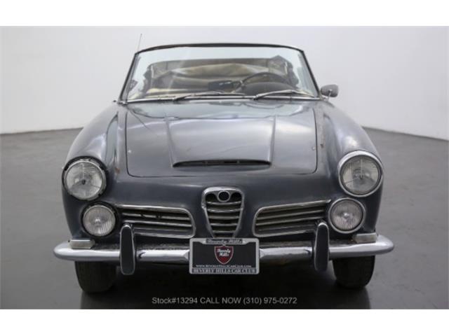 1965 Alfa Romeo 2600 (CC-1448163) for sale in Beverly Hills, California