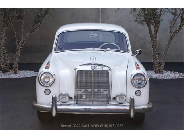 1957 Mercedes-Benz 220S (CC-1448166) for sale in Beverly Hills, California
