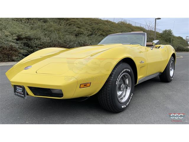 1974 Chevrolet Corvette (CC-1448169) for sale in Fairfield, California