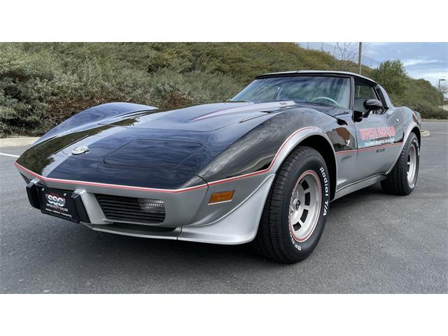 1978 Chevrolet Corvette (CC-1448170) for sale in Fairfield, California