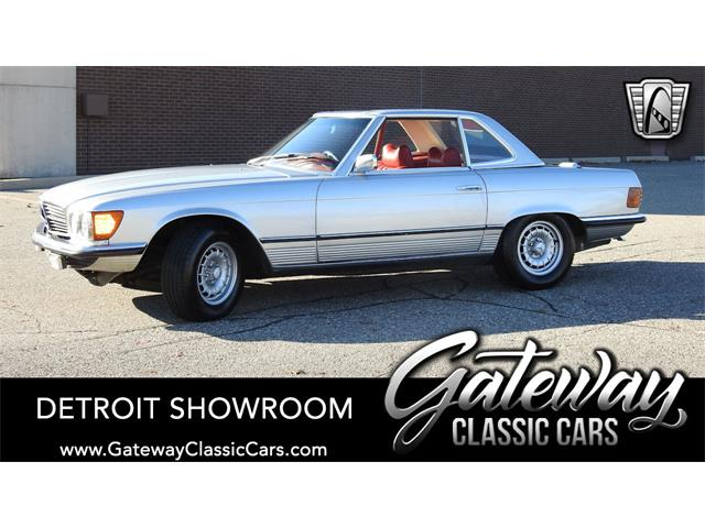 1974 Mercedes-Benz 450SL (CC-1448176) for sale in O'Fallon, Illinois