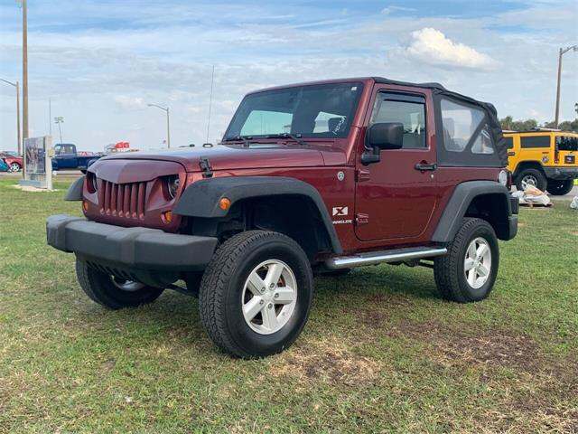 2008 Jeep Wrangler (CC-1448182) for sale in Clarence, Iowa