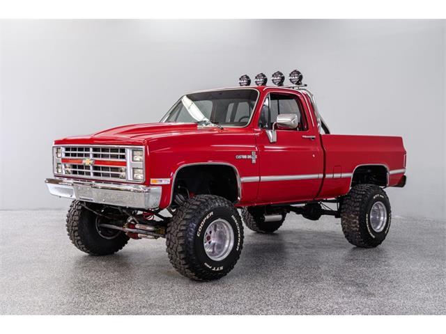 1987 Chevrolet Custom (CC-1448185) for sale in Concord, North Carolina