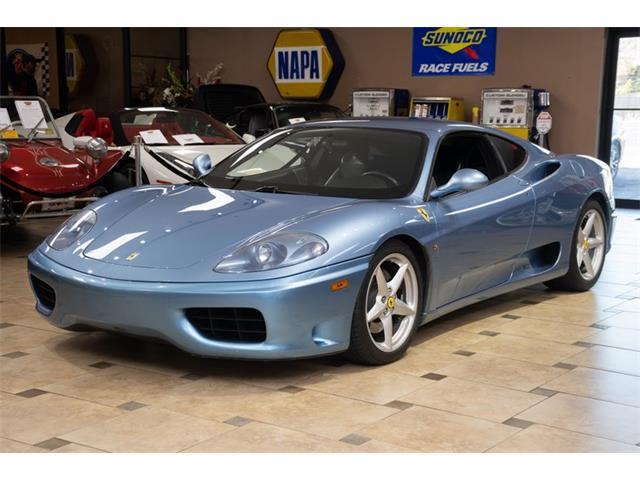 2003 Ferrari 360 (CC-1448187) for sale in Venice, Florida