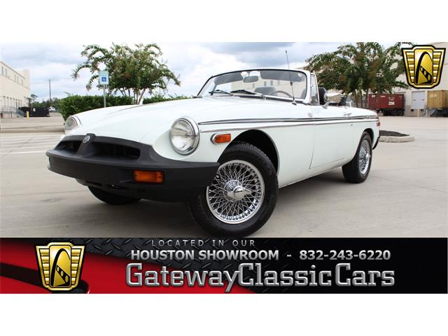 1979 MG MGB (CC-1448194) for sale in O'Fallon, Illinois