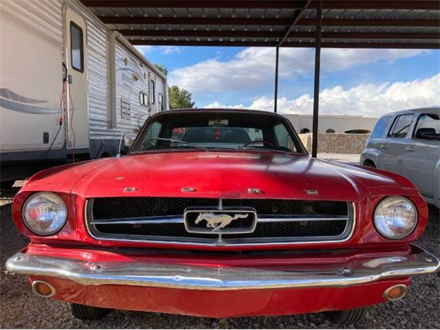 1965 Ford Mustang (CC-1448196) for sale in Cadillac, Michigan