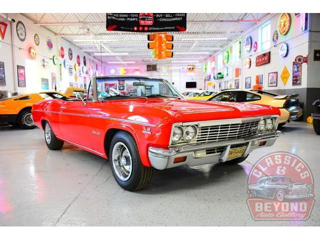 1966 Chevrolet Impala (CC-1448199) for sale in Wayne, Michigan