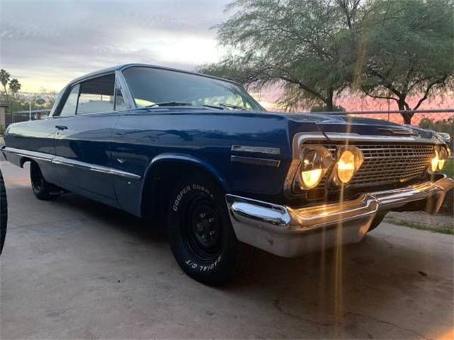 1963 Chevrolet Impala (CC-1448206) for sale in Cadillac, Michigan