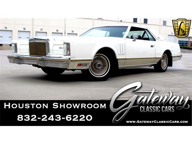 1979 Lincoln Continental (CC-1448209) for sale in O'Fallon, Illinois