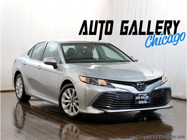 2018 Toyota Camry (CC-1448210) for sale in Addison, Illinois