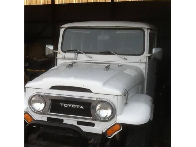1976 Toyota Land Cruiser FJ (CC-1448214) for sale in Cadillac, Michigan