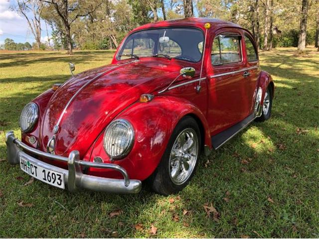 1966 Volkswagen Beetle (CC-1448222) for sale in Cadillac, Michigan