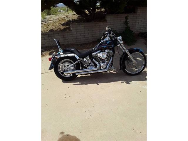 2004 Harley-Davidson Motorcycle (CC-1448225) for sale in Cadillac, Michigan