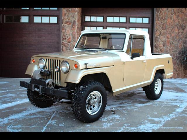 1968 Jeep Commando (CC-1440823) for sale in Greeley, Colorado