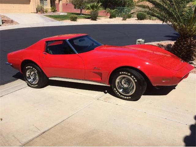 1974 Chevrolet Corvette (CC-1448230) for sale in Cadillac, Michigan