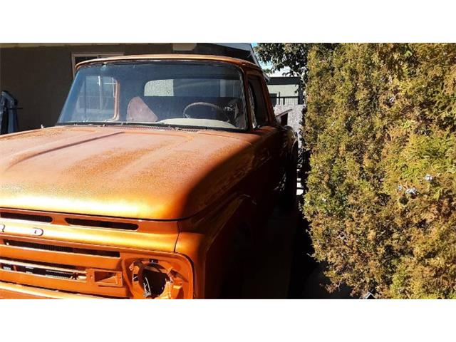 1963 Ford F100 (CC-1448231) for sale in Cadillac, Michigan