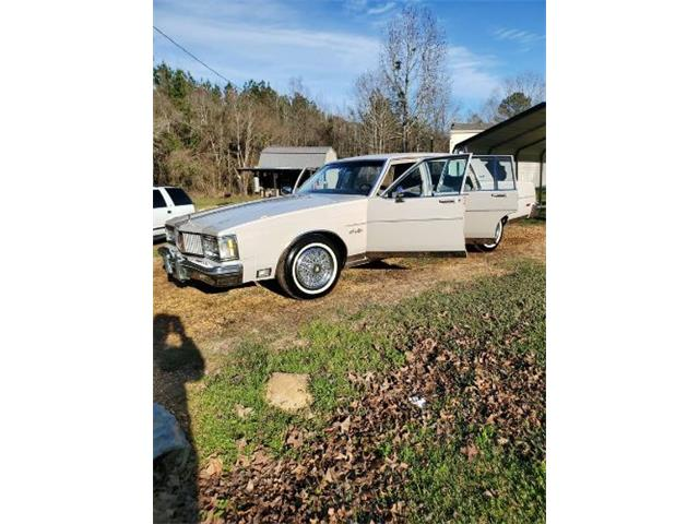 1984 Oldsmobile 98 (CC-1448233) for sale in Cadillac, Michigan