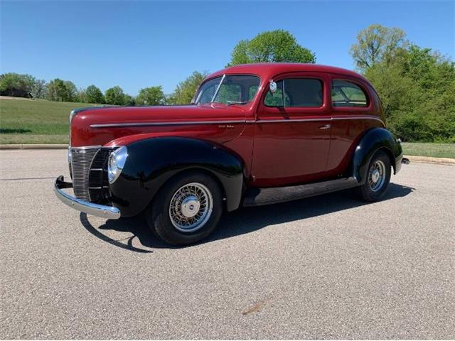 1940 Ford Deluxe (CC-1448235) for sale in Cadillac, Michigan