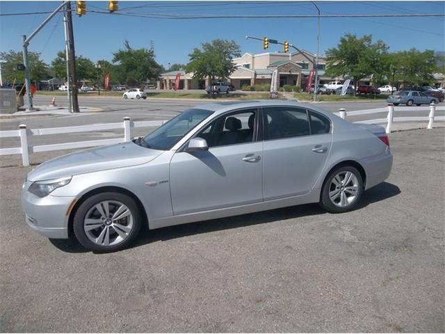 2010 BMW 5 Series (CC-1448244) for sale in Cadillac, Michigan