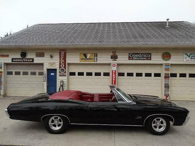 1968 Chevrolet Impala (CC-1448258) for sale in Cadillac, Michigan