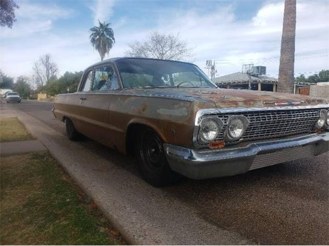 1963 Chevrolet Biscayne (CC-1448260) for sale in Cadillac, Michigan