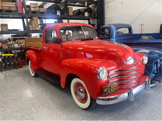 1952 Chevrolet 3100 (CC-1448266) for sale in Cadillac, Michigan