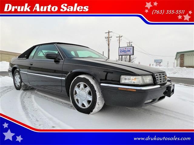 2000 Cadillac Eldorado (CC-1448268) for sale in Ramsey, Minnesota