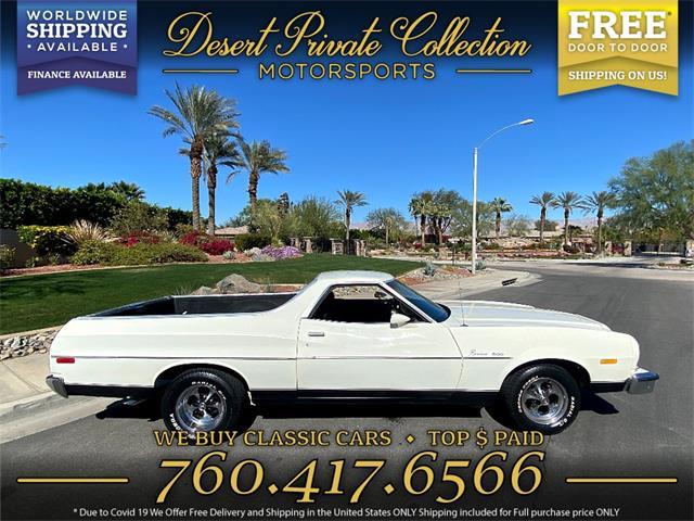1973 Ford Ranchero 500 (CC-1448273) for sale in Palm Desert , California