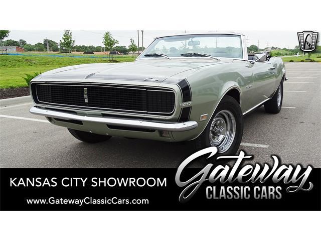 1968 Chevrolet Camaro (CC-1448277) for sale in O'Fallon, Illinois