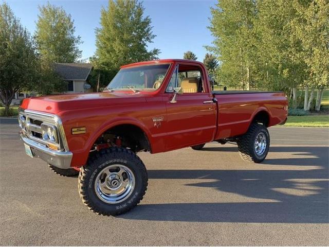 1971 GMC 1500 (CC-1448279) for sale in Cadillac, Michigan