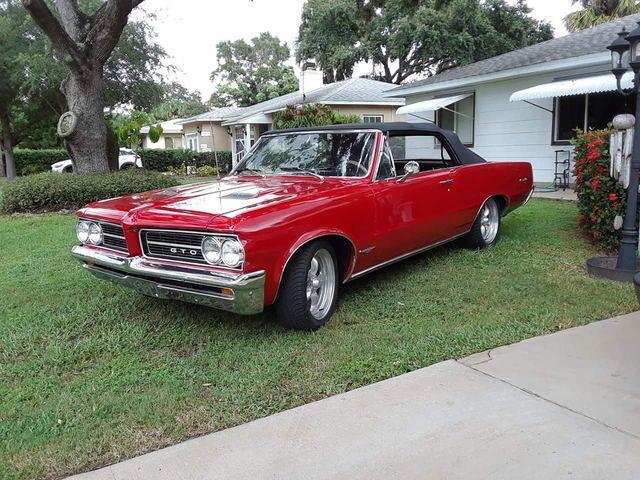 1964 Pontiac GTO (CC-1440828) for sale in Lakeland, Florida