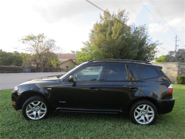 2009 BMW X3 (CC-1448305) for sale in Delray Beach, Florida
