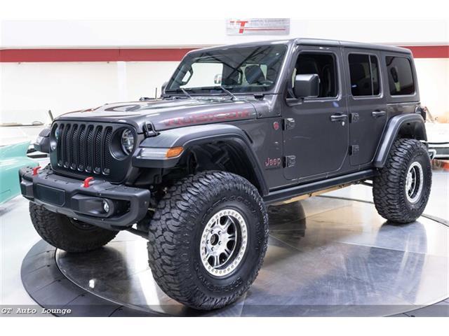 2020 Jeep Wrangler Rubicon (CC-1448309) for sale in Rancho Cordova, California