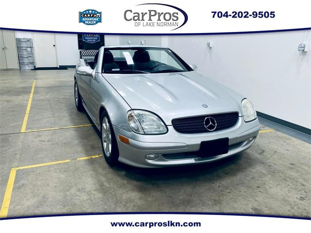 2002 Mercedes-Benz SLK-Class (CC-1448317) for sale in Mooresville, North Carolina
