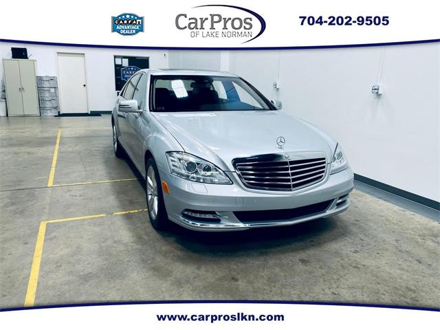 2013 Mercedes-Benz S-Class (CC-1448319) for sale in Mooresville, North Carolina