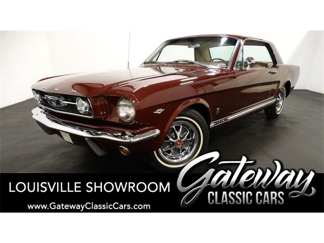 1966 Ford Mustang (CC-1448328) for sale in O'Fallon, Illinois