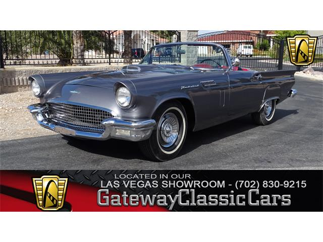 1957 Ford Thunderbird (CC-1448333) for sale in O'Fallon, Illinois